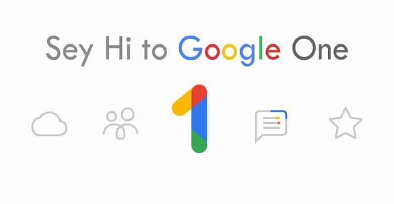 Cloud Storage Google Drive Is Now Called Google One