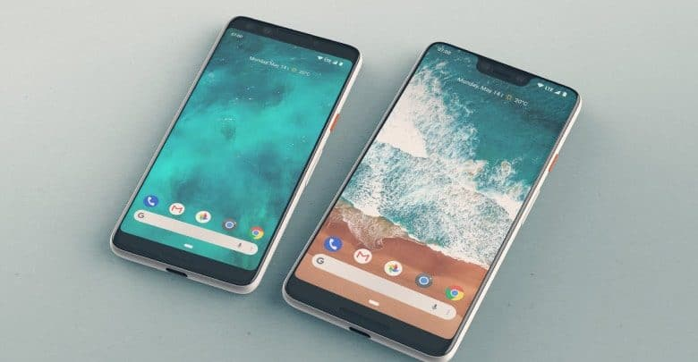 Google Pixel 3 And 3 X L