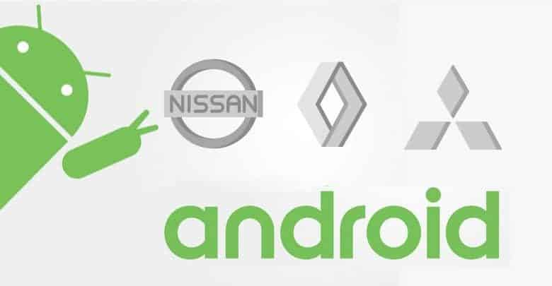 Google And Renault Nissan Mitsubishi Comes To A Technological Partnership