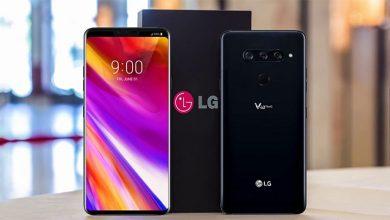 L G V40 Thin Q