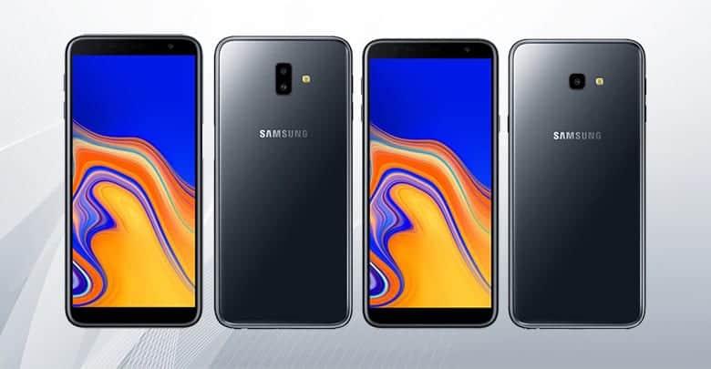 Samsung Galaxy J4 And J6