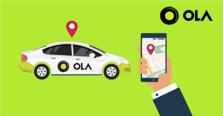 To Ensure The Passengers Safety Ola Launches Ola Guardian 01