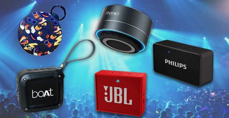 5 Cool Bluetooth Speakers
