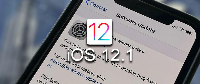 Apple I O S 12.1