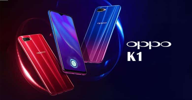Oppo K1 10 10 2018