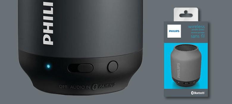 Philips B T50 B Wireless Speaker