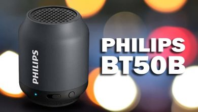 Philips B T50 B37 Bluetooth Speaker