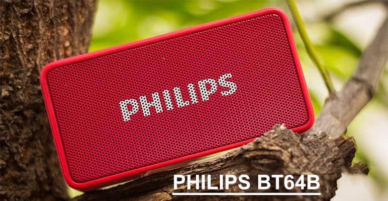 Philips B T64 Bluetooth Speaker 10 10 2018