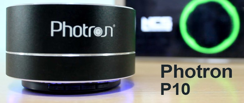 Photron P10 Wireless Bluetooth Speaker
