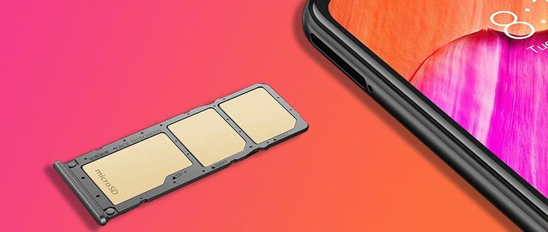 Redmi 6 Pro Sim And Memory Card Slots