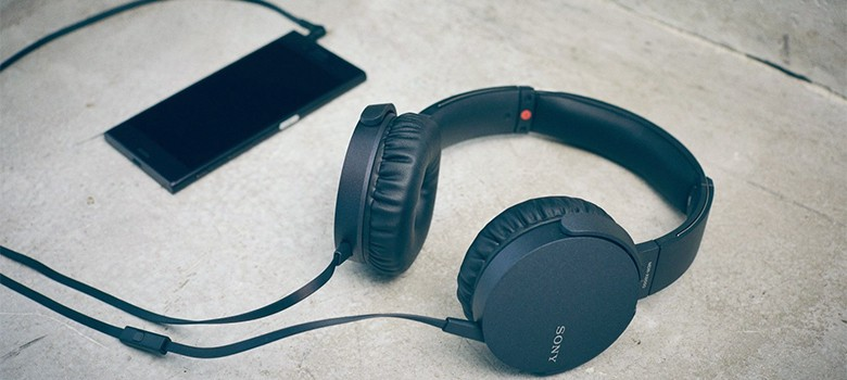 Sony Extra Bass MDR-XB550AP