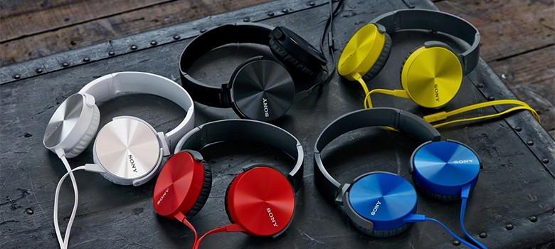 Sony MDR-XB450 On-Ear headphone-10-10-2018