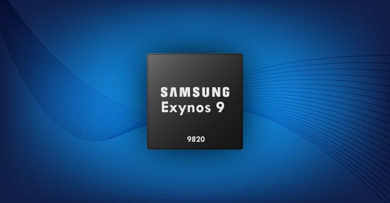 Exynos 9820 Chipset Processor