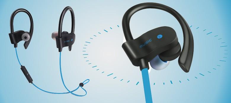 Freesolo Wireless Bluetooth Headphone Ear Noise