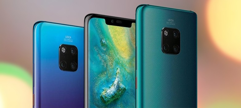Huawei New Mobile Mate 20 Pro