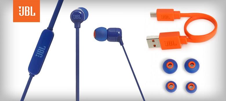 J B L T110 B T Pure Bass Wireless In Ear Headphones