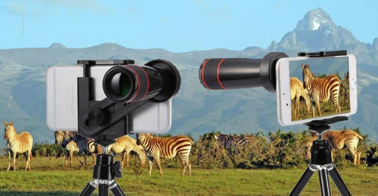 Mobile Camera Lens For Mobile Photography