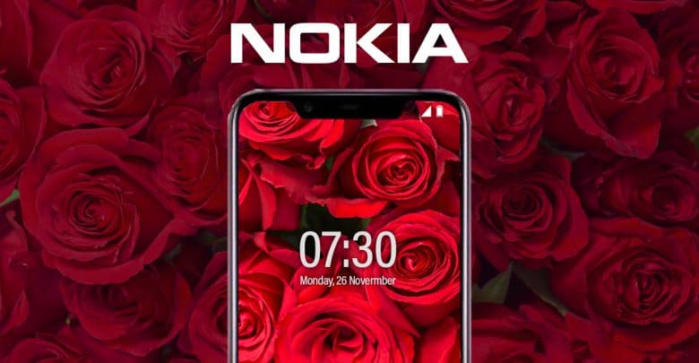 Nokia 8.1 Teased To Be Launched By H M D Global