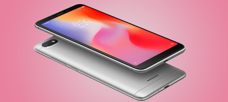 Redmi 6 A Features