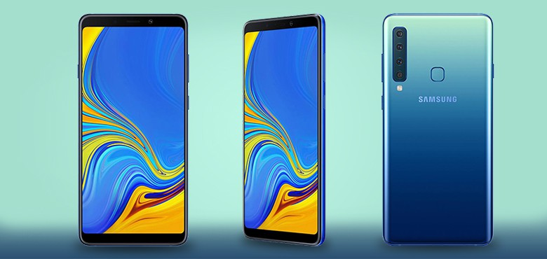 Samsung Galaxy A9 New Design Smarphone
