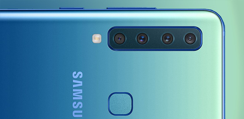 Samsung Galaxy A9 New Smarphone Camera