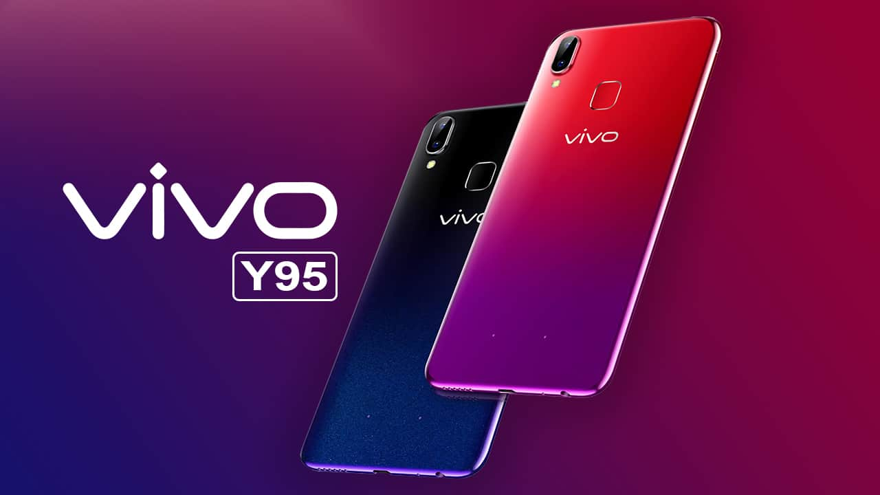 Vivo Y95 Set To Launch In India Very Shortly