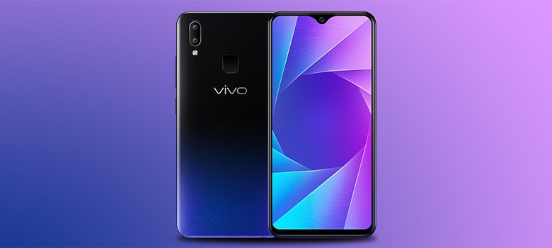 Vivo New Model Y95 A I Beauty Support Camera