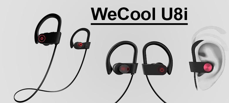 We Cool U8i Bluetooth In Ear Earphone