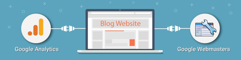 Connect Your Blog Site With Analytics And Webmasters