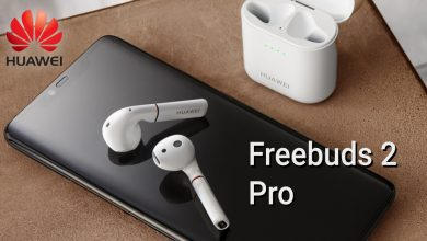 Huawei Launches New Earbuds Freebuds 2 Pro