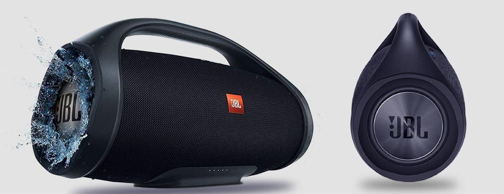 J B L Boombox Portable Speaker Design