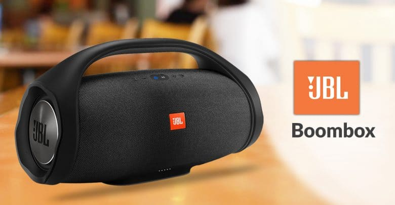 Jbl Boombox Bluetooth Speaker With High Quality Sound