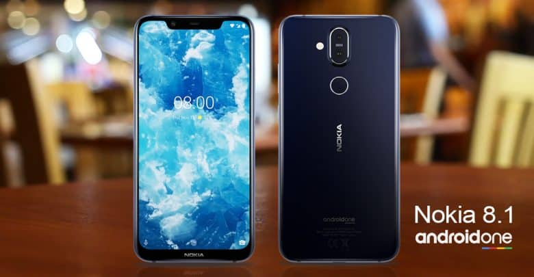 New Nokia 8.1 Launched In India With H D R10 Display