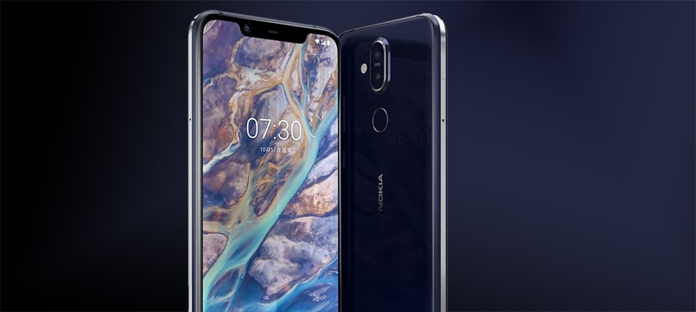 Nokia Mobile 8.1 Comes With Dual Rear Camera