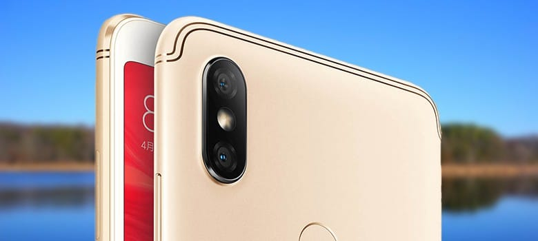 Redmi Y2 Smartphone Camera Specification