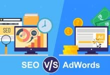 Which Is The Best For Your Online Marketing Among Google Adwords Vs S E O