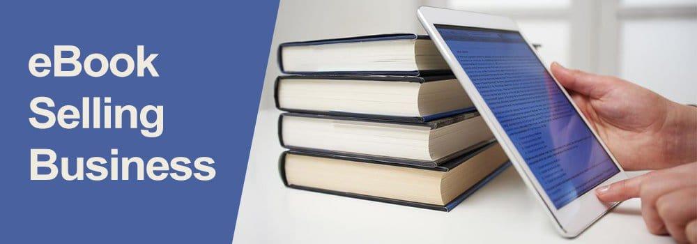 Start Online E Book Selling Business