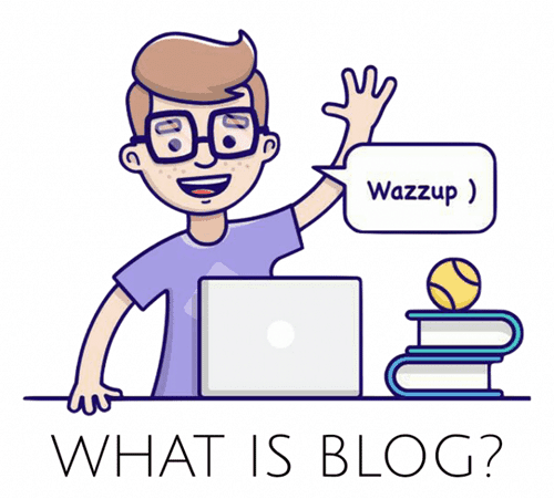 What Is Blog And Definition Of Blog Website