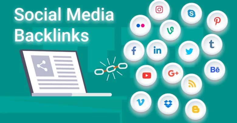 Improve Your Website S E O By Social Media Backlinks