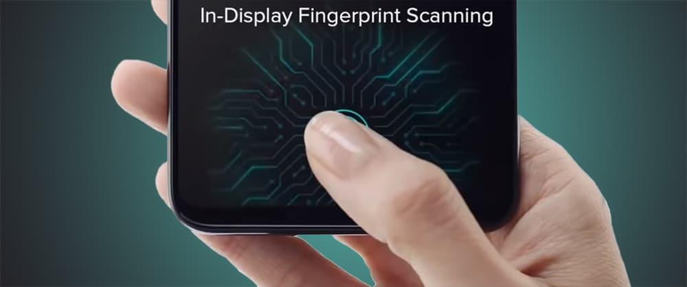 Vivo V15 Pro Includes With In Display Fingerprint Sensor