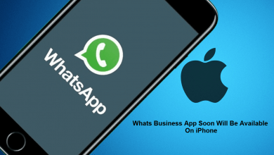 Whats App Business App Soon Will Be Available On I Phone Min