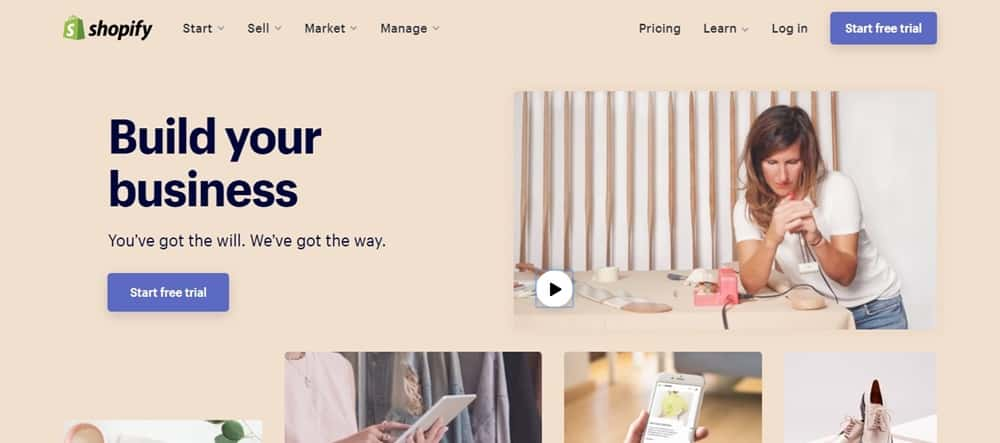Create Your E Commerce Site With Shopify