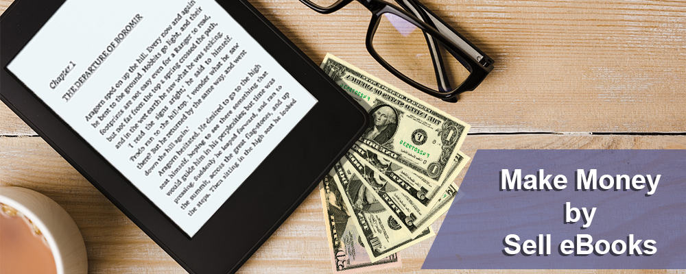 Earn Money Online From E Book Publishing Platforms