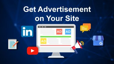 Get The Advertisement On Your Site Or Blog Easily