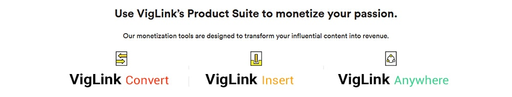 High Technology Vig Link Tools To Monitize Contents
