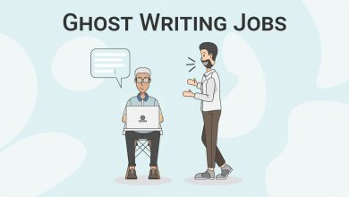 Know About The Ghostwriting Jobs
