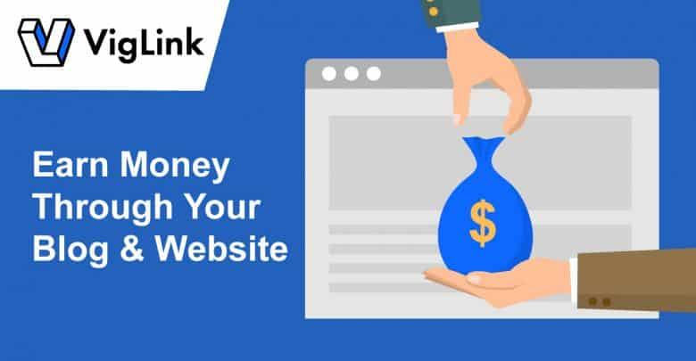 Know How To Earn Money From Vig Link Through Your Blog