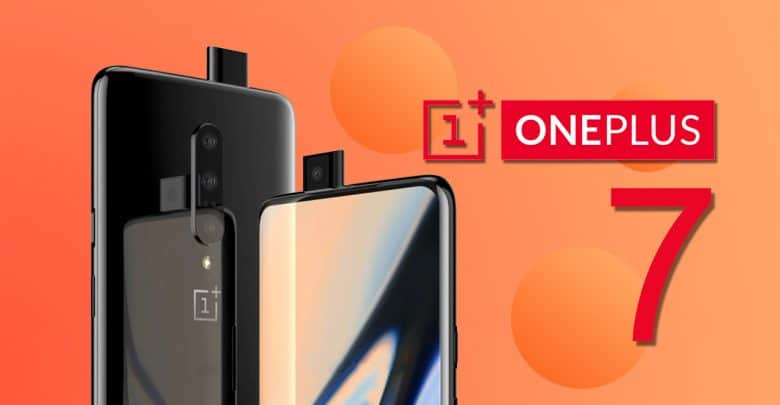 One Plus 7 Image Has Been Leaked It Will Comes With Pop Up Selfie