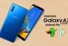 Samsung Galaxy A7 (2018) Starts Receiving Android Pie Update