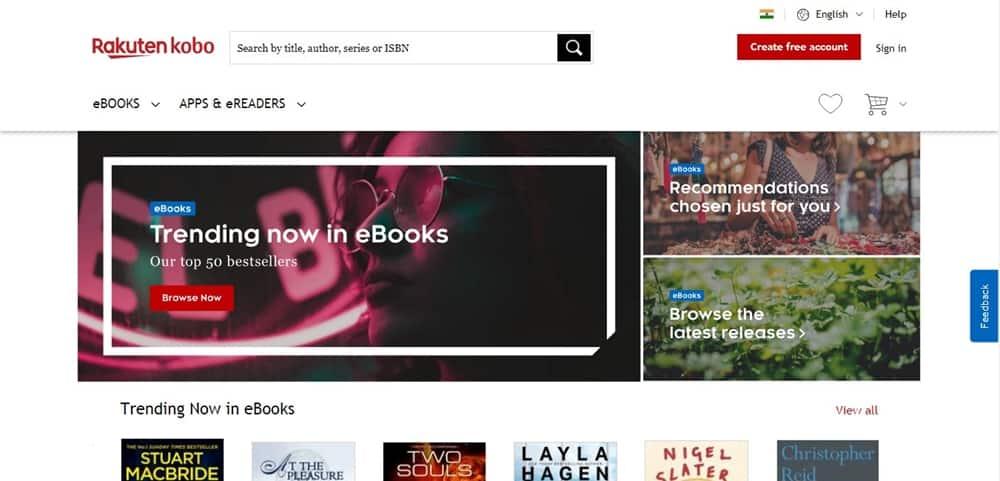 Self Publish E Book Platform Rakuten Kobo